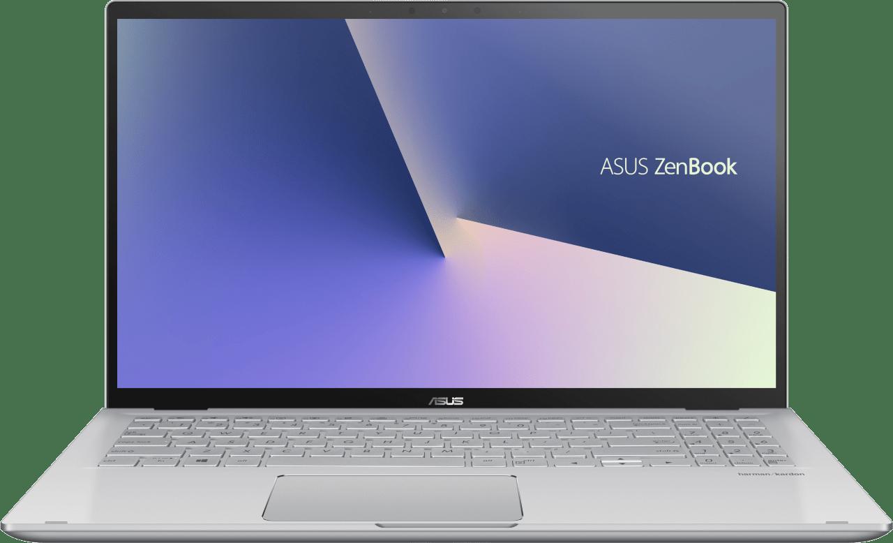 """Silver Asus Zenbook Flip 15"""" Convertible - AMD Ryzen™ 5 4500U - 8GB - 512 GB SSD - AMD Radeon™ Graphics.1"""