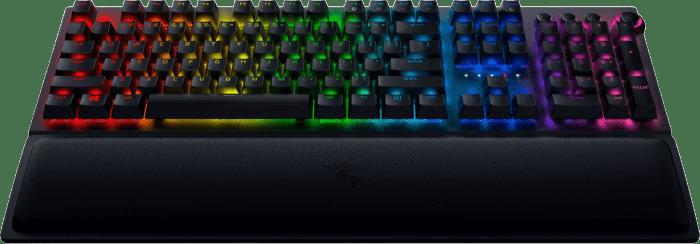 Black Razer BlackWidow V3 Pro - Green Switch Keyboard.2