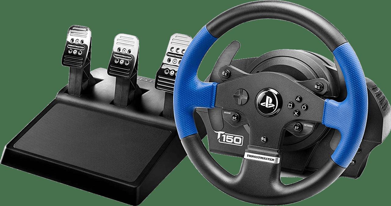 Black Thrustmaster T150 PRO Racing Steering Wheel.1