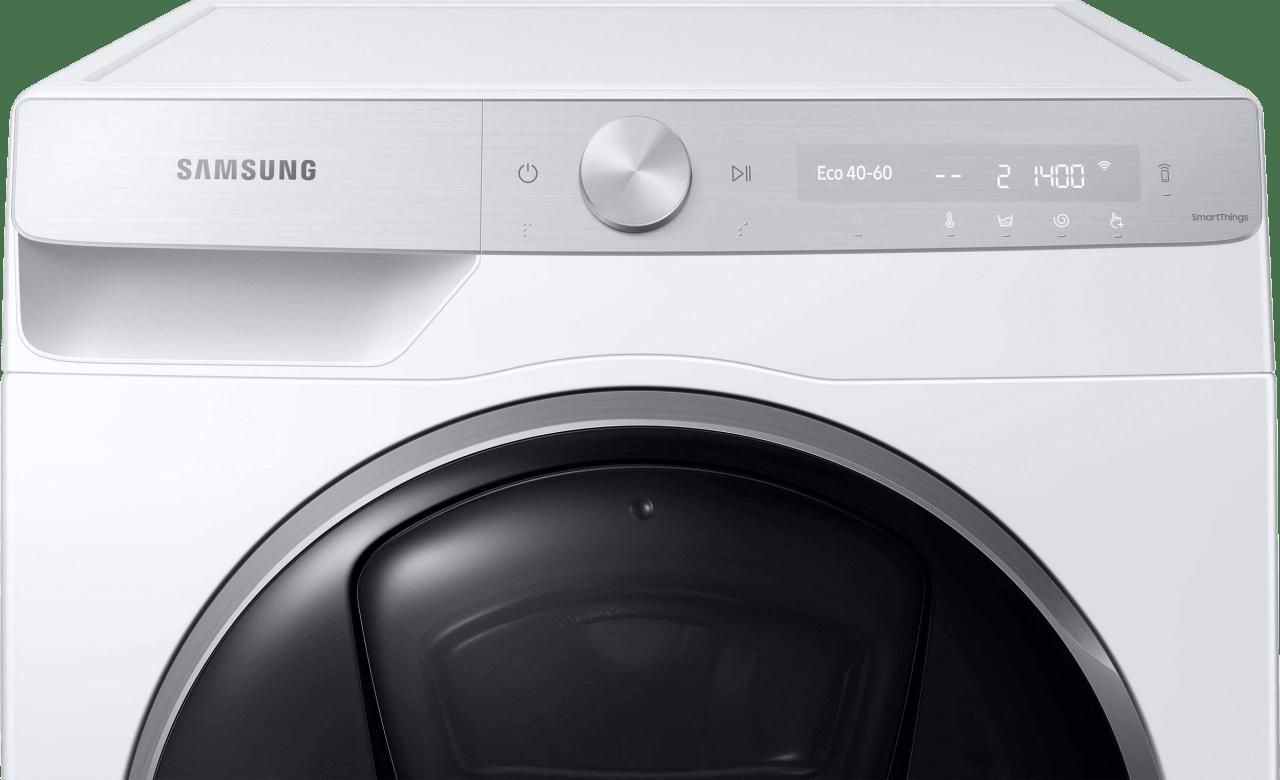Weiß Samsung Waschmaschine WW81T956ASH/S2.3