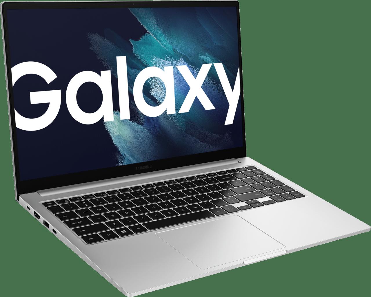 Mystic Silver Samsung Galaxy Book Laptop - Intel® Core™ i5-1135G7 - 8GB - 256GB SSD - Intel® Iris® Xe Graphics.3