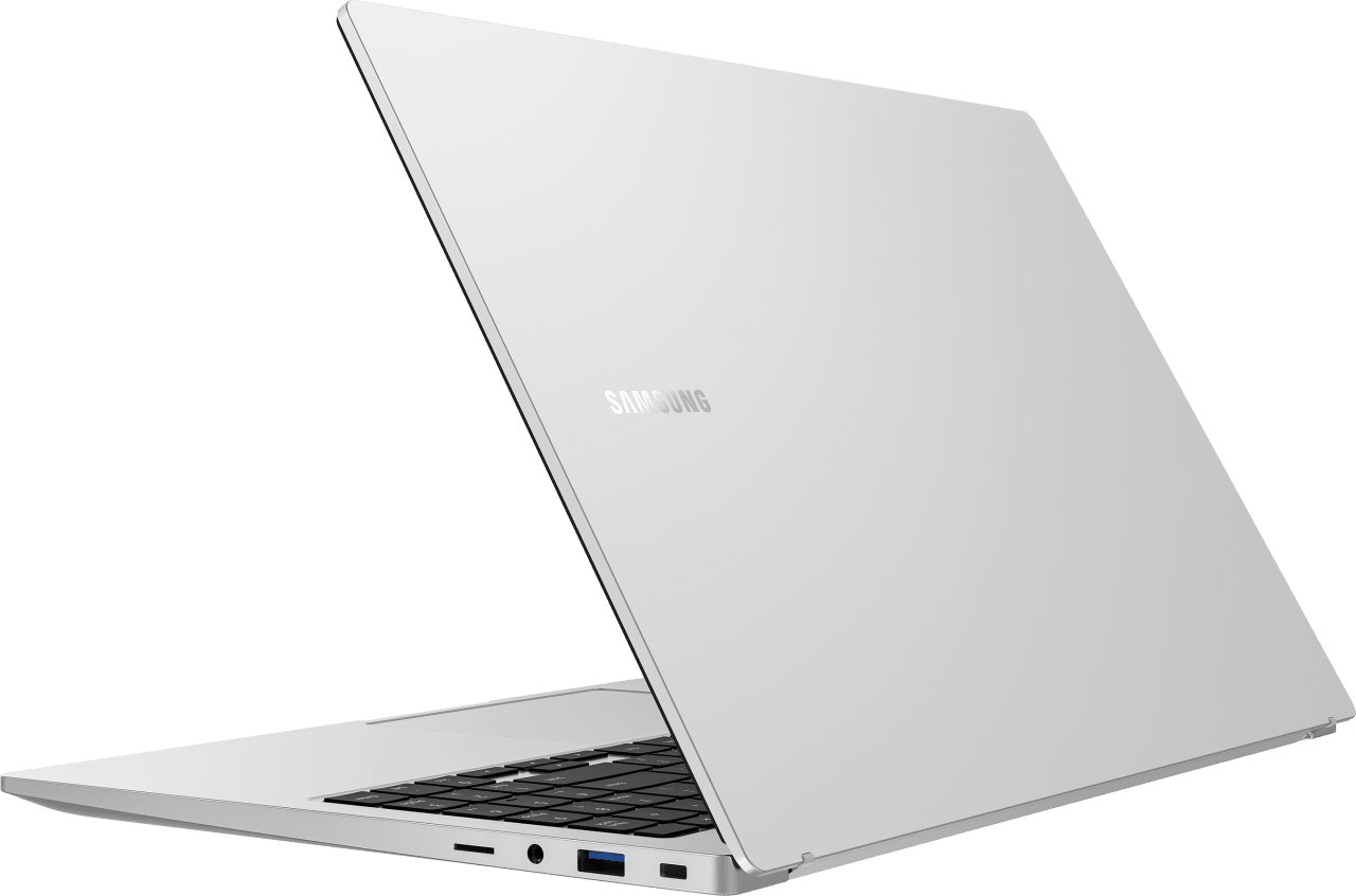 Mystic Silver Samsung Galaxy Book Laptop - Intel® Core™ i5-1135G7 - 8GB - 256GB SSD - Intel® Iris® Xe Graphics.5
