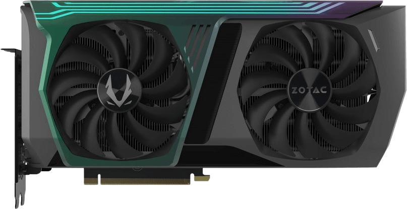 Negro ZOTAC GAMING GeForce RTX™ 3070 AMP Holo Tarjeta gráfica.1