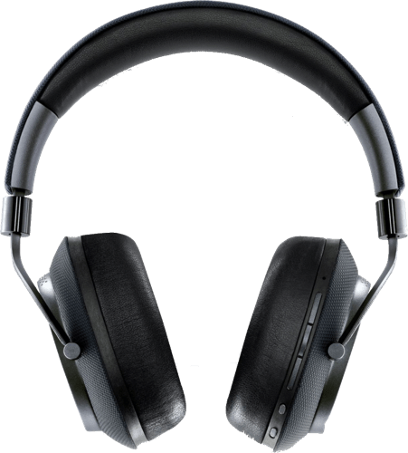 Space Grau Bowers & Wilkins PX Space Gray Noise-cancelling Over-ear Bluetooth-Kopfhörer.2