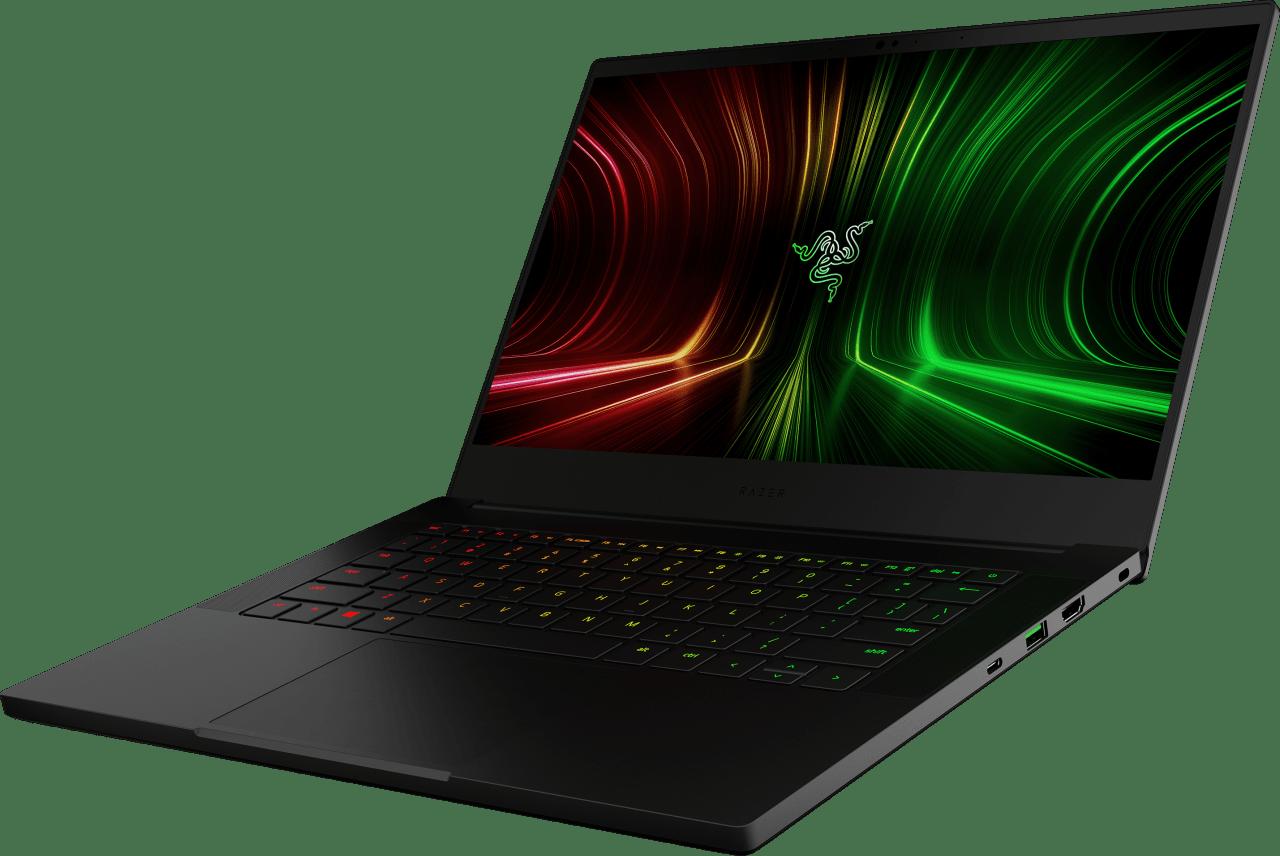 Schwarz Razer Blade 14 (Mid 2021) - Gaming Notebook - AMD Ryzen™ 9 5900HX - 16GB - 1TB SSD - NVIDIA® GeForce® RTX 3070 (8GB).2