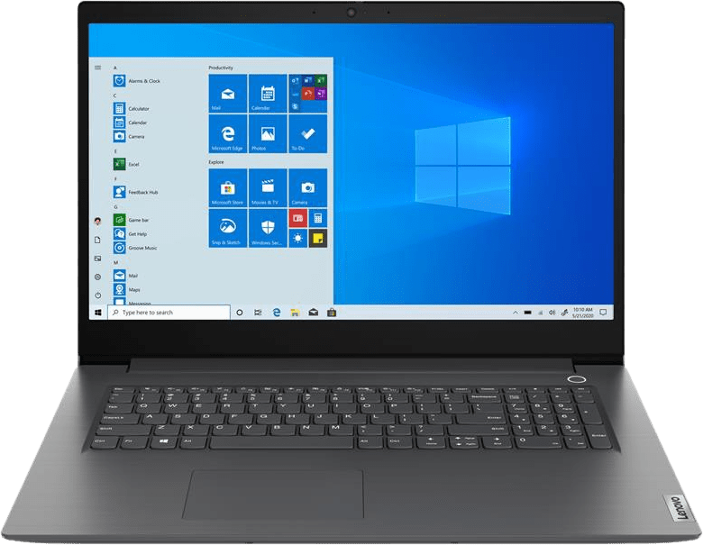 Iron Grey Lenovo V17-IIL Notebook - Intel® Core™ i5-1035G1 - 12GB - 512GB SSD - Intel® UHD Graphics.1