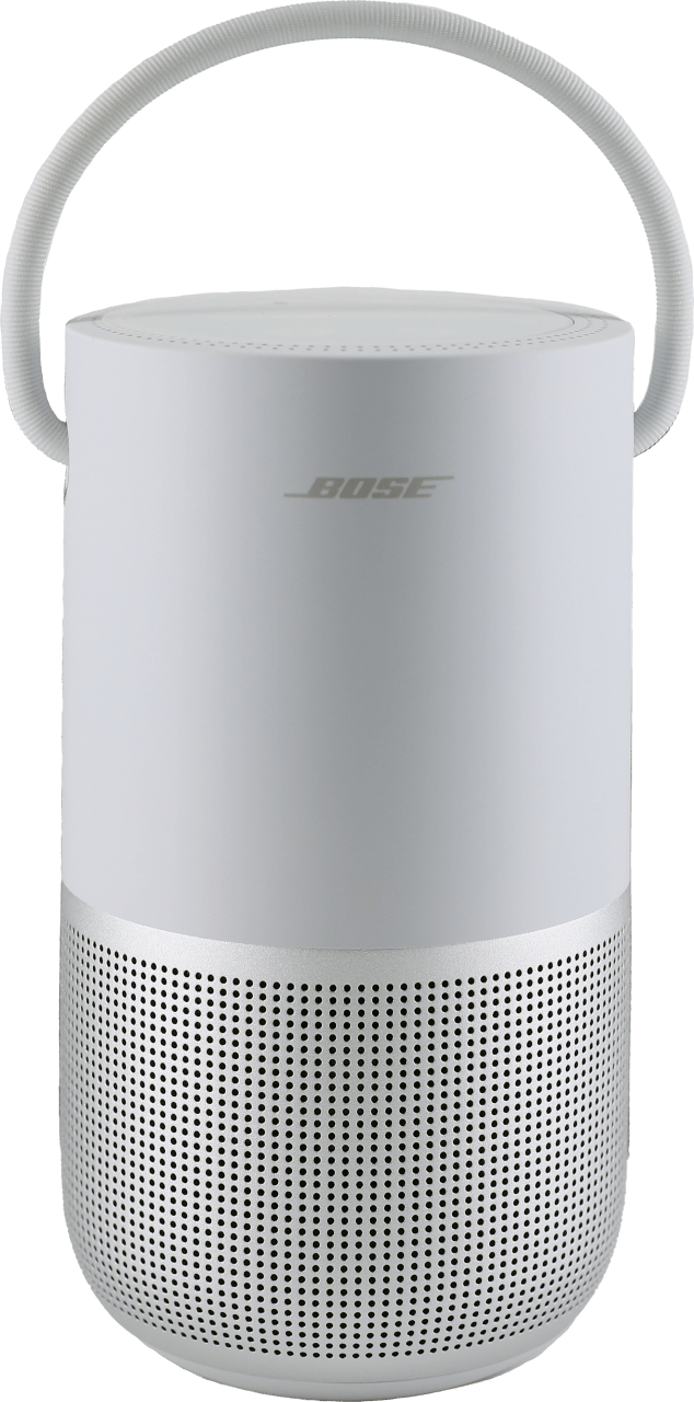 Silber Bose Portable Smart Speaker.1