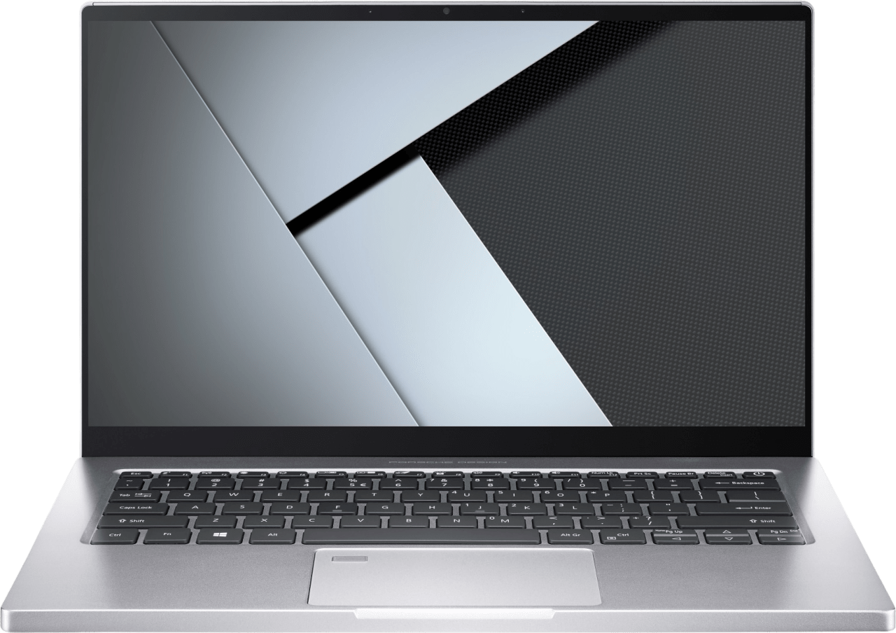 Silber / Schwarz Porsche Design Acer Book RS AP714-51GT-76D3 Notebook - Intel® Core™ i7-1165G7 - 16GB - 1TB PCIe - NVIDIA® GeForce® MX350.1