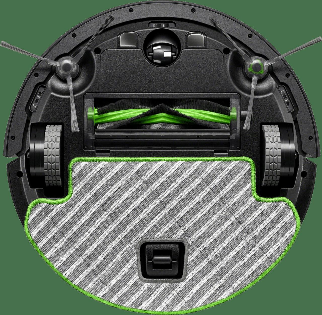 Grau iRobot Roomba Combo Saugroboter mit Wischfunktion.2