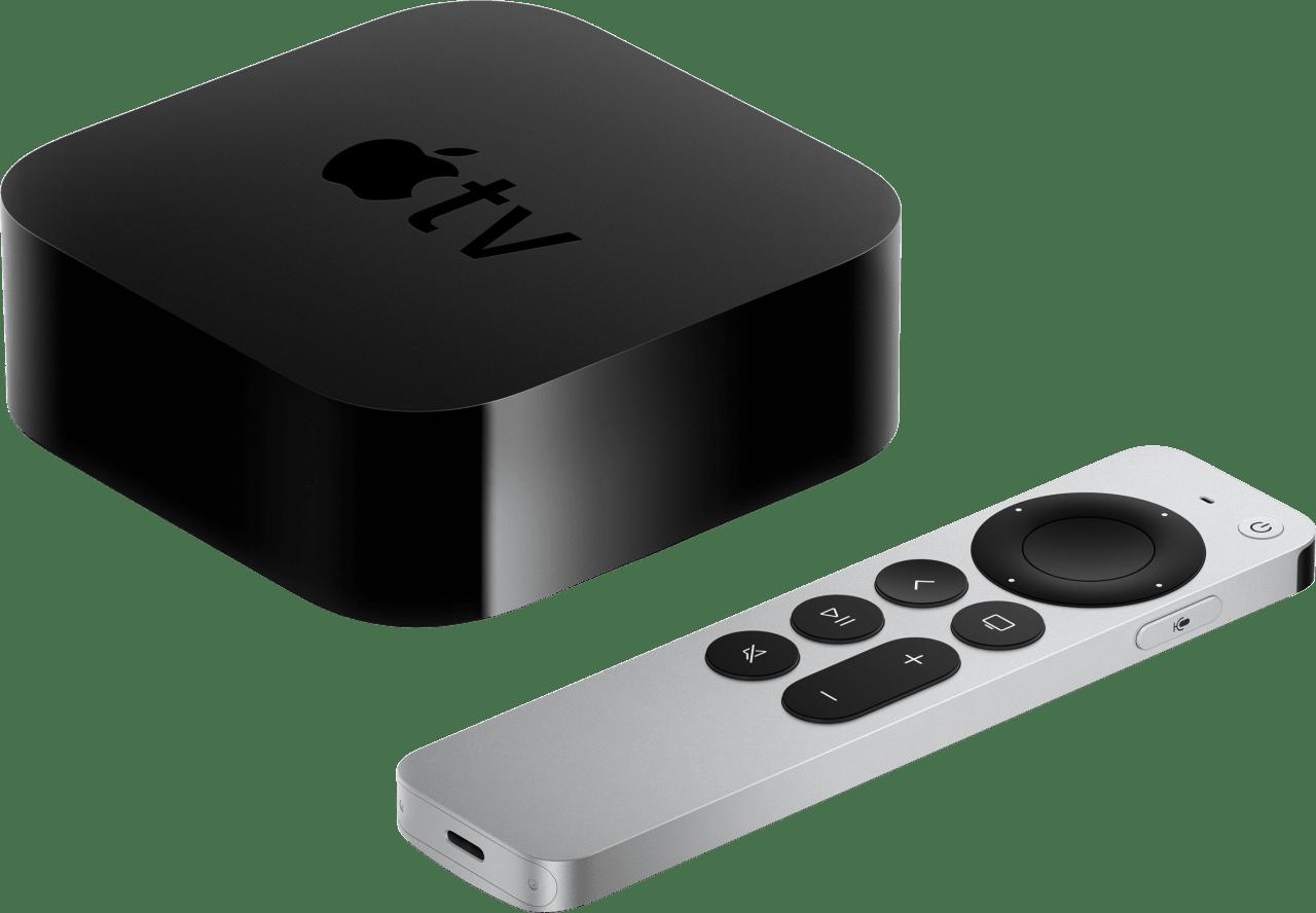 Schwarz Apple TV 4K 32GB (Gen. 2).2