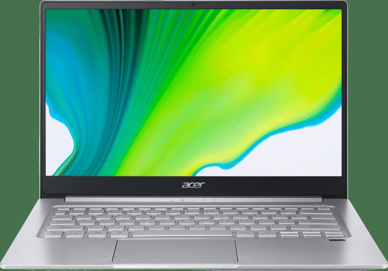 Pure Silver Acer Swift 3 SF314-59-57AZ Laptop - Intel® Core™ i5-1135G7 - 16GB - 512GB SSD - Intel® Iris® Xe Graphics.1