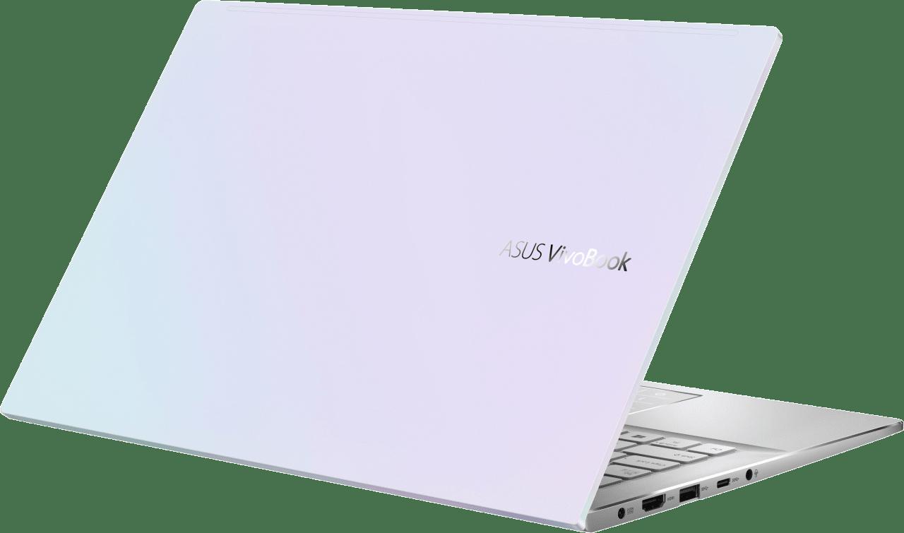 Silver Asus VivoBook S14 S433EA-AM612T - Spanish (QWERTY) Laptop - Intel® Core™ i7-1165G7 - 8GB - 512GB SSD - Intel® Iris® Xe Graphics.3