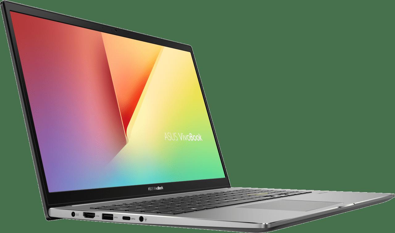 Grey Asus VivoBook S15 S533EA-BN241T - Spanish (QWERTY) Laptop - Intel® Core™ i5-1135G7 - 8GB - 512GB SSD - Intel® Iris® Xe Graphics.2