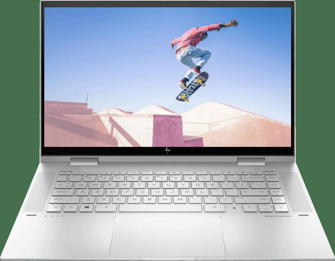 Natural Silver HP Envy x360 15-es0055ng Laptop - Intel® Core™ i5-1135G7 - 8GB - 512GB PCIe - Intel® Iris® Xe Graphics.1