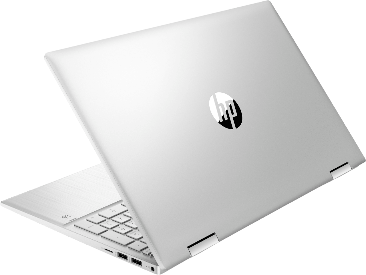 Natural Silver HP Pavilion x360 15-er0055ng Convertible - Intel® Core™ i5-1135G7 - 8GB - 512GB PCIe - Intel® Iris® Xe Graphics.5