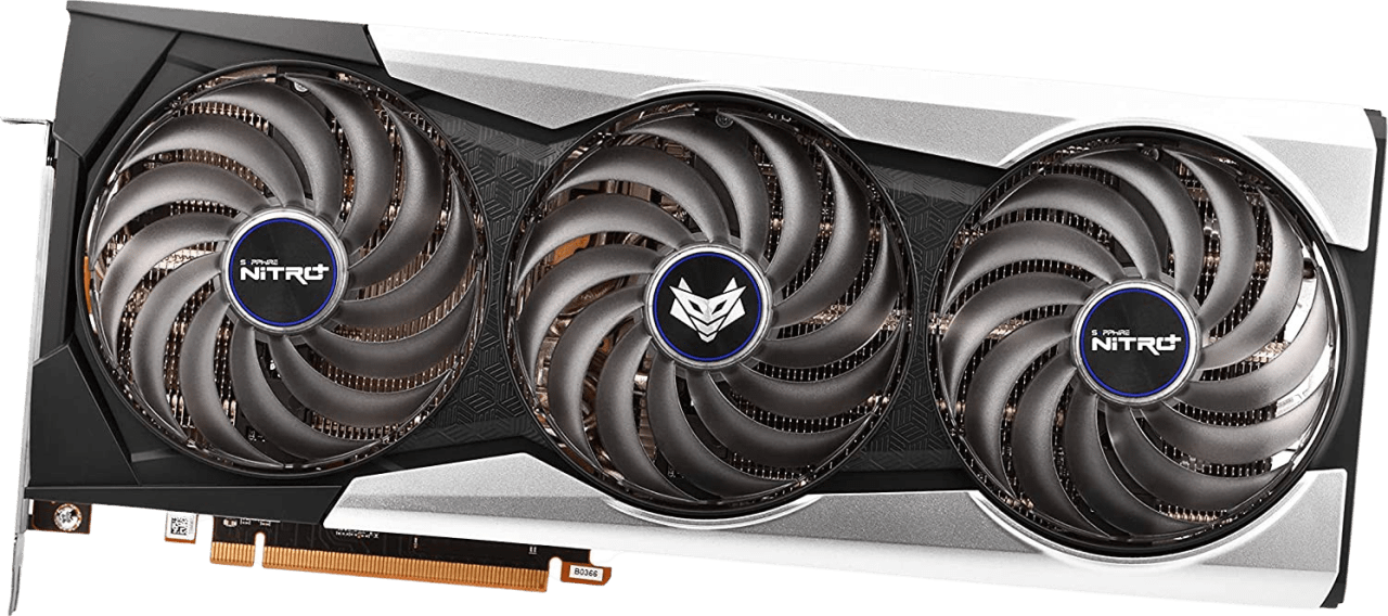 Black Sapphire Nitro+ Radeon RX 6900 XT Special Edition Tarjeta gráfica.1