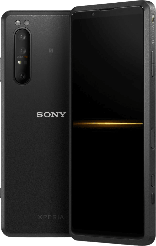 Zwart Sony Smartphone Xperia Pro - 512GB - Dual Sim.1