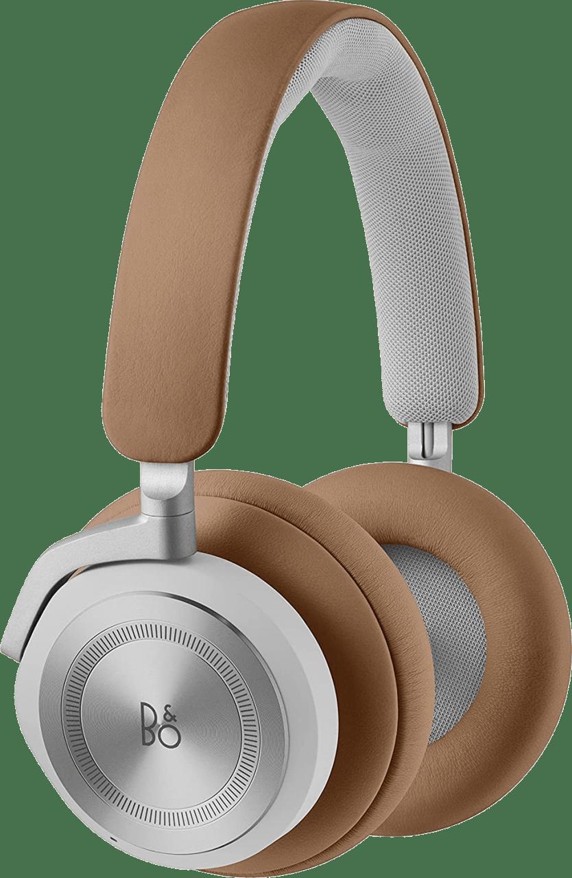 Hout Bang & Olufsen Beoplay HX Ruisonderdrukkende Bluetooth-hoofdtelefoon voor over het oor.1