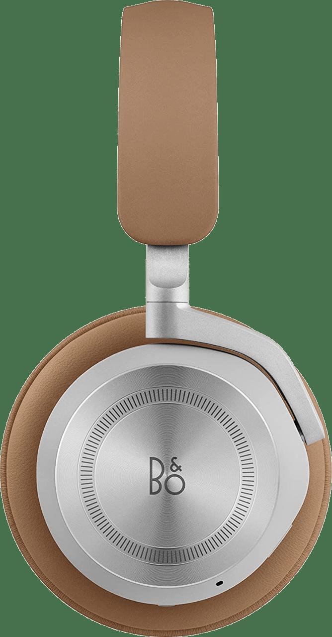 Hout Bang & Olufsen Beoplay HX Ruisonderdrukkende Bluetooth-hoofdtelefoon voor over het oor.4