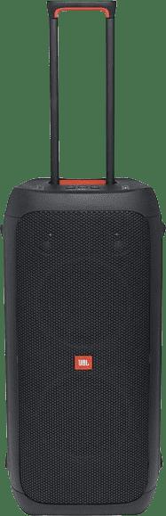 Zwart JBL Partybox 310 Party Bluetooth luidspreker + PBM100 Bedrade Microfoon.2