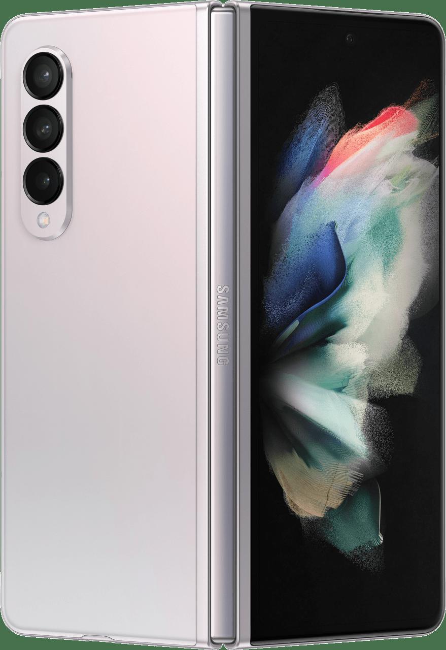 Silber Samsung Smartphone Galaxy Fold 3 - 256GB - Dual Sim.1