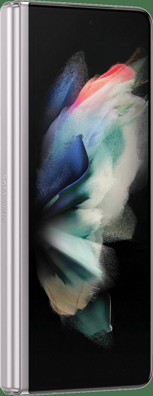 Silber Samsung Smartphone Galaxy Fold 3 - 256GB - Dual Sim.2