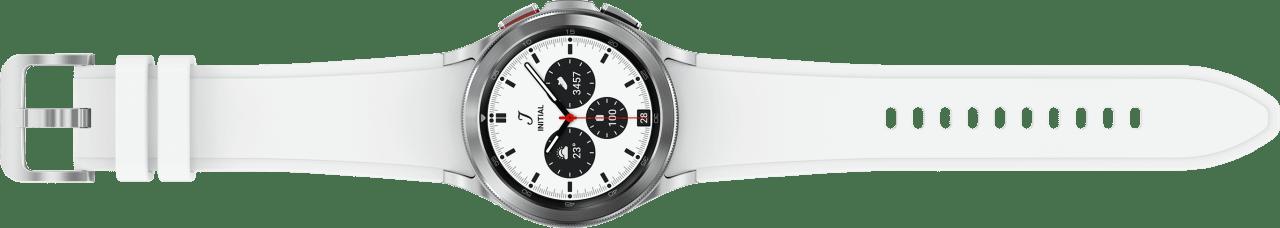 Silver Samsung Galaxy Watch4 Classic LTE, 42mm.2