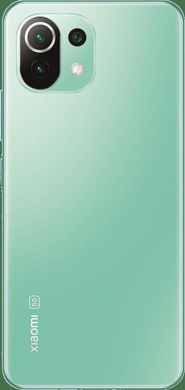 Mint Green Xiaomi Smartphone Mi 11 Lite 5G - 128GB - Dual SIM.3