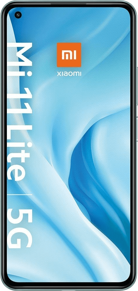 Mint Green Xiaomi Smartphone Mi 11 Lite 5G - 128GB - Dual SIM.2