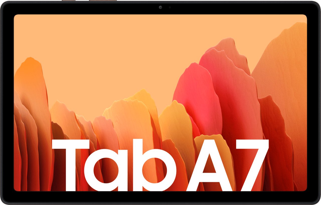 Gold Samsung Tablet Galaxy Tab A7 (2020) - 4G - Android™ 10 - 32GB.1