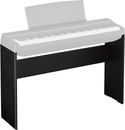 Negro Soporte Yamaha L-121 para teclado P-121.1