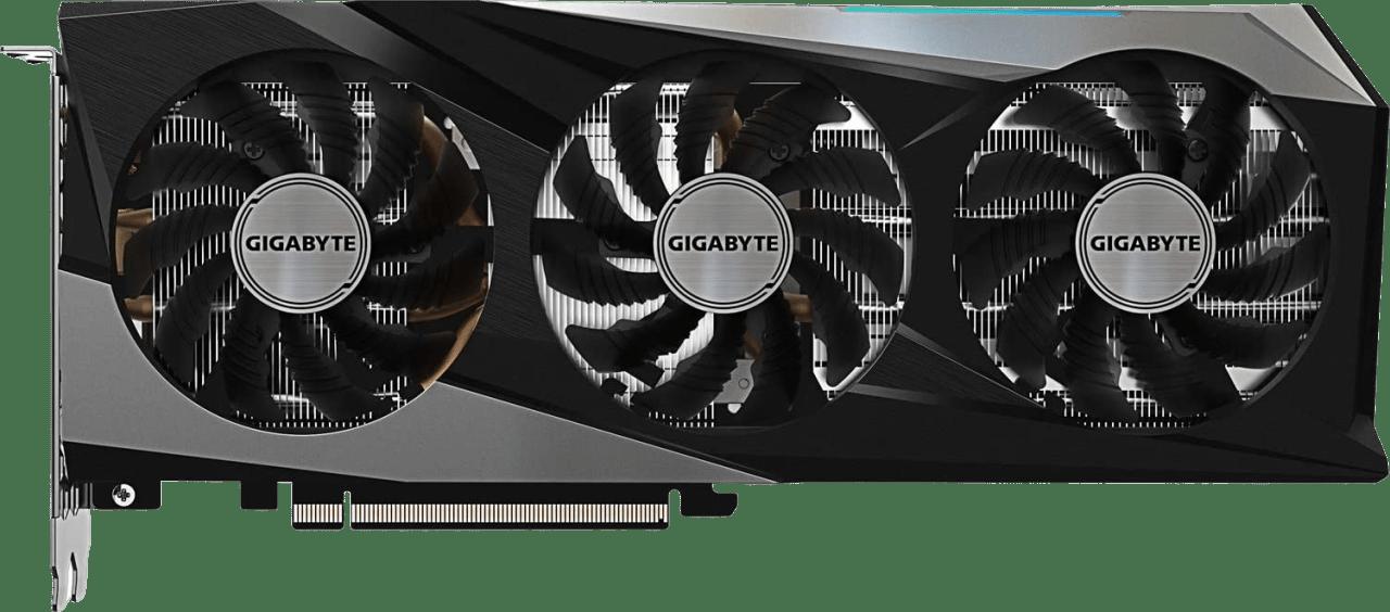 Black Gigabyte Radeon RX 6700 XT GAMING OC 12G Graphics Card.1