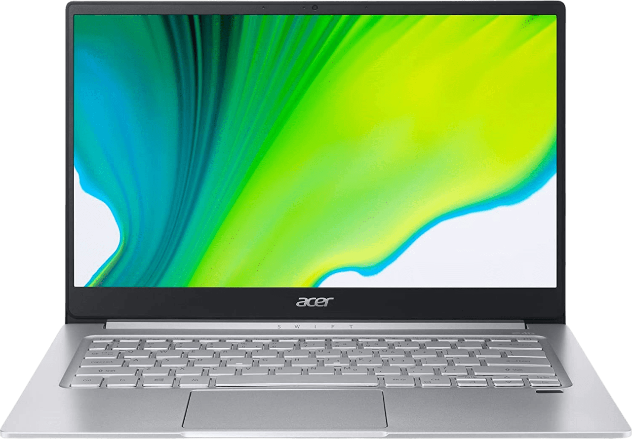 Pure Silver Acer Swift 3 SF314-59-74VC Notebook - Intel® Core™ i7-1165G7 - 16GB - 1TB SSD - Intel® Iris® Xe Graphics.1