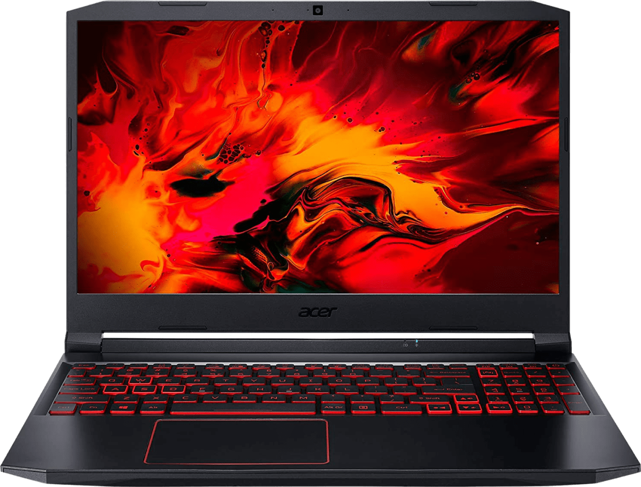 Schwarz / Rot Acer Nitro 5 AN515-55-75AM - Gaming Notebook - Intel® Core™ i7-10750H - 16GB - 1TB SSD - NVIDIA® GeForce® RTX 3060 (6GB).1