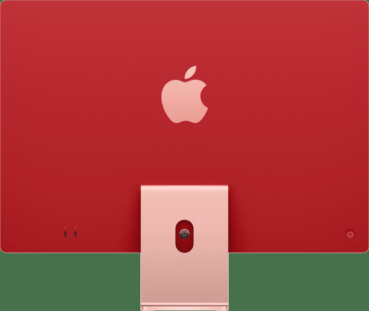 """Rosado Apple 24"""" iMac (mediados de 2021) - Inglés (QWERTY) All-in-One - Apple M1 - 8GB - 256 GB SSD - Apple integrado GPU de 7 núcleos.3"""