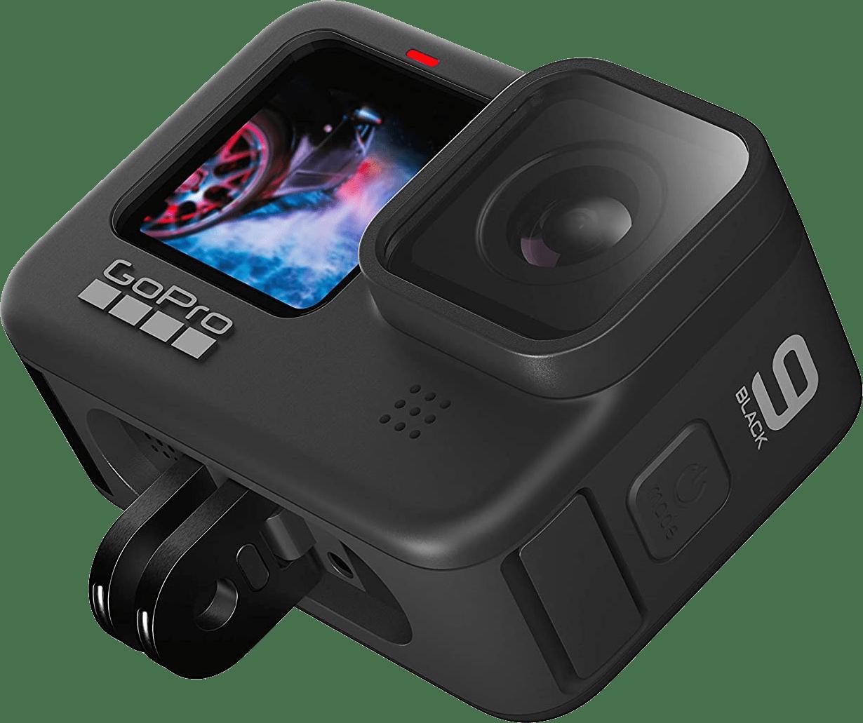 Black GoPro Hero9 Action Camera.2