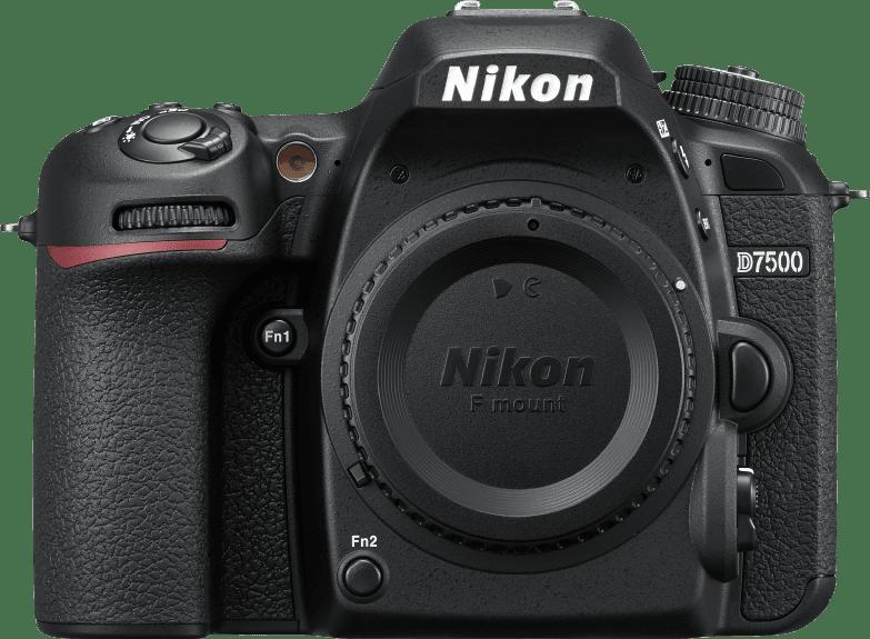 Black Nikon D7500 (Body) System Camera.1