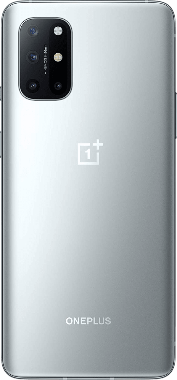 Silver OnePlus Smartphone 8T - 128GB - Dual.4