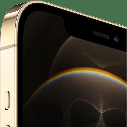 Gold Apple iPhone 12 Pro Max - 128GB - Dual Sim.3