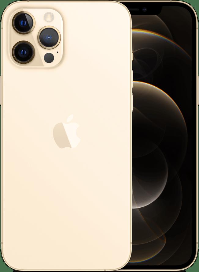 Gold Apple iPhone 12 Pro Max - 256GB - Dual Sim.1