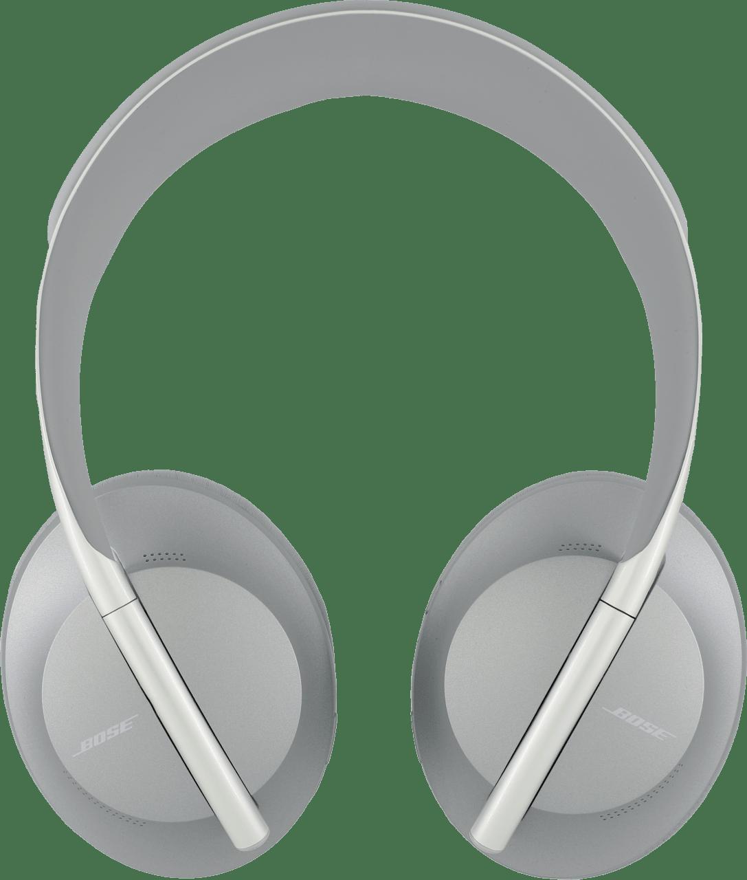 Silver Bose 700 Over-ear Bluetooth Headphones.2