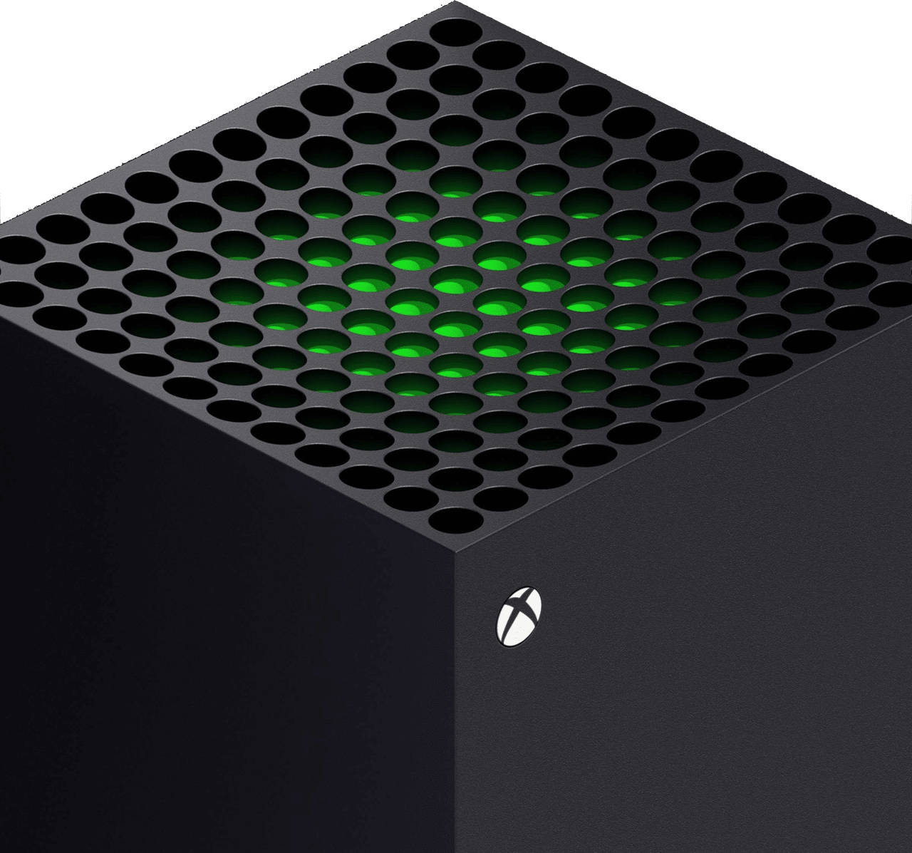 Black Microsoft Xbox Series X.3