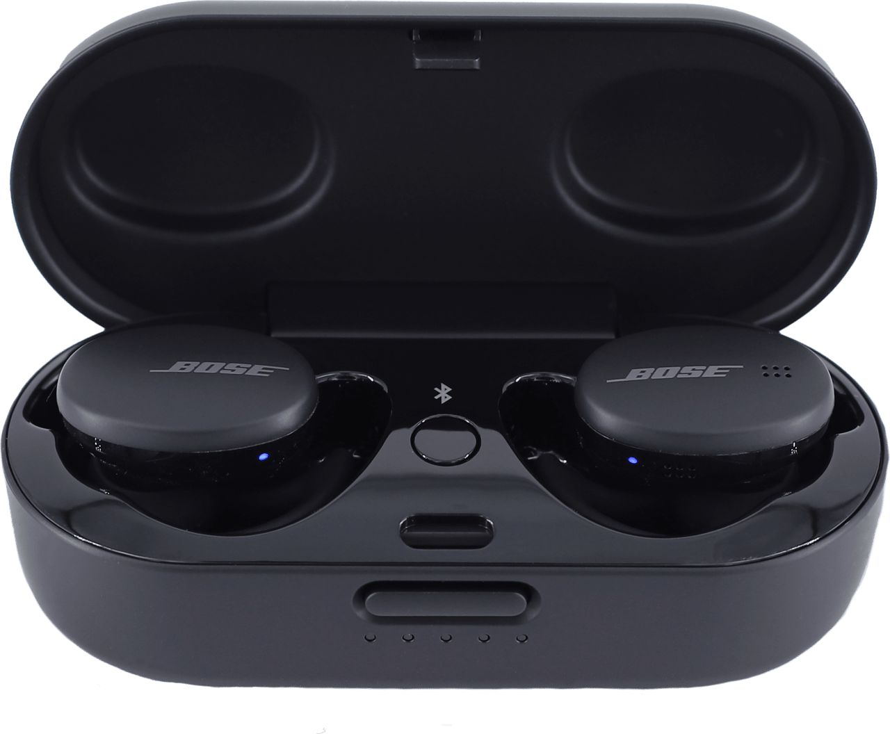 Matt Black Bose Sport Earbuds.3