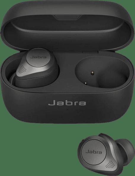 Titanium Jabra Elite Active 85t Noise-cancelling In-ear Bluetooth Headphones.1