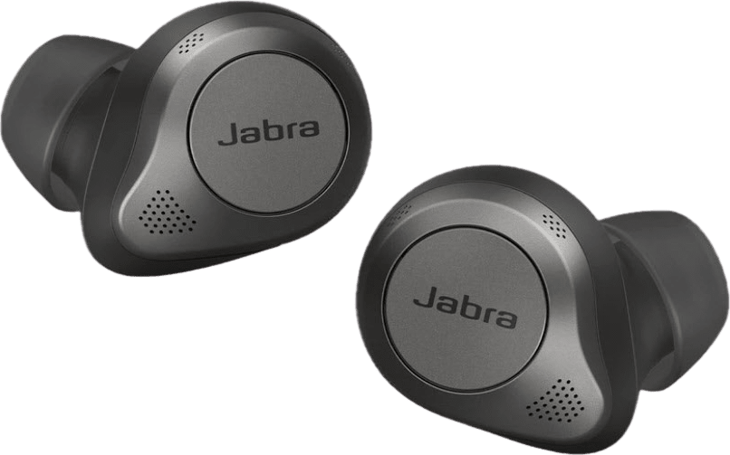Titanium Jabra Elite Active 85t Noise-cancelling In-ear Bluetooth Headphones.2