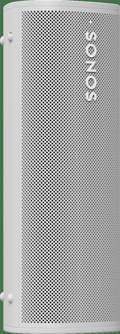 Lunar White Sonos Roam Portable Bluetooth Speaker.3
