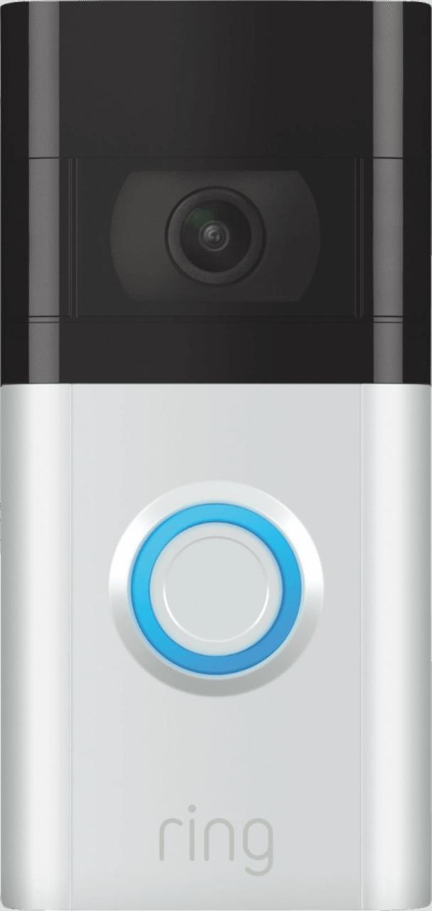 Silver Ring Video Doorbell 3.1