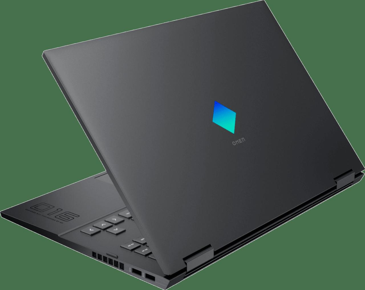 Black HP OMEN - Advantage Edition Laptop - AMD Ryzen 7 - 16GB - AMD Radeon™ RX 6600M - 1TB SSD.4