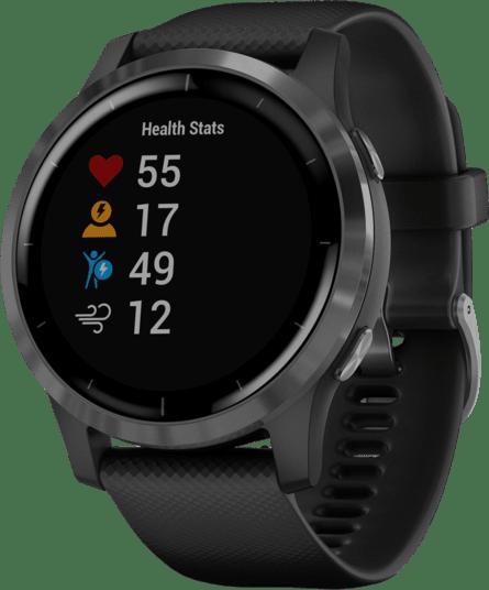 Black Garmin Vivoactive 4 GPS Sports watch.3