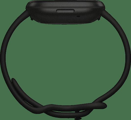 Black Fitbit Versa 3 Smartwatch.3